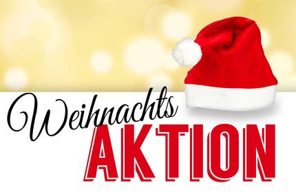 Weihnachts Aktion