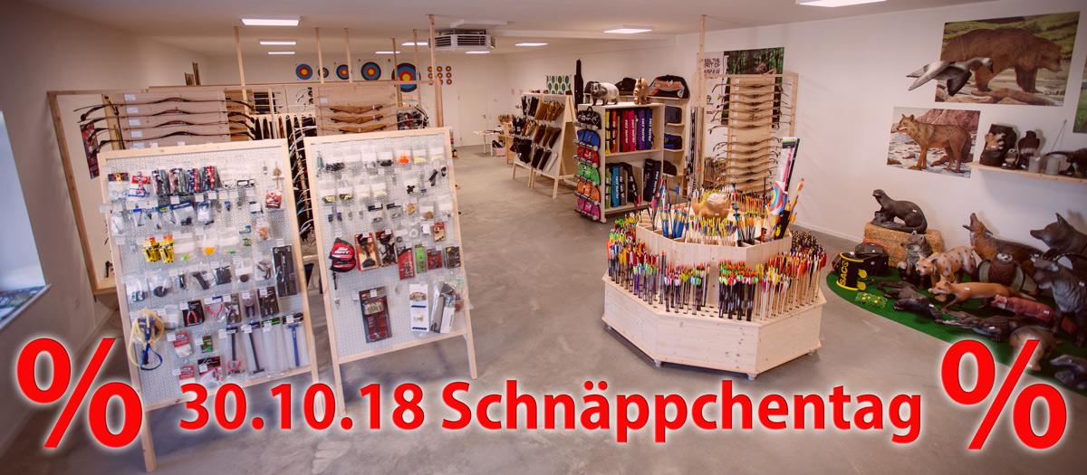 Am 30.10.2018 ist Schnäppchentag! - Schnäppchentag bei Franks Castle am 30.10.18