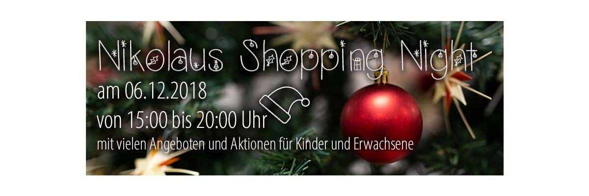Am 06.12.2018 ist wieder Nikolaus Shopping Night in unserem Ladengeschäft! - Nikolaus Shopping Night bei Franks Castle Bogensport