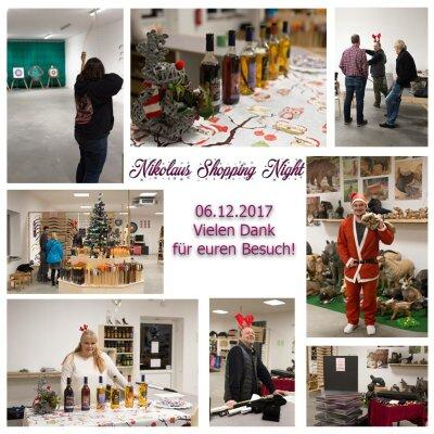Wir bedanken uns für euren Besuch bei unserer ersten Nikolaus Shopping Night - Wir bedanken uns für euren Besuch bei unserer ersten Nikolaus Shopping Night