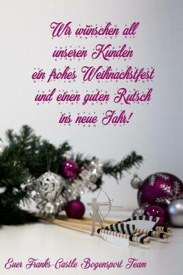 Frohe Weihnachten! - Frohe Weihnachten!