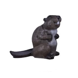 3D Tier Franzbogen großer Biber