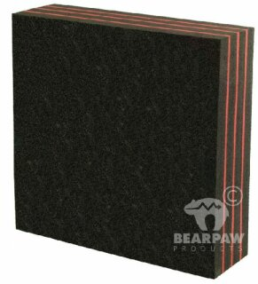 Zielscheibe Bearpaw HP Strong Block 1 -  60 x 60 x 18 cm