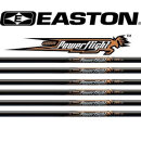 Easton Powerflight Schäfte 340 Volle Länge