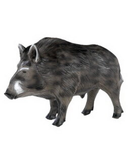 3D Tier Franzbogen Eber