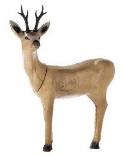 3D Tier Franzbogen Stehender Rehbock