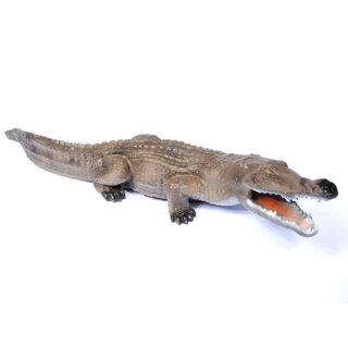 3D Tier Franzbogen Krokodil