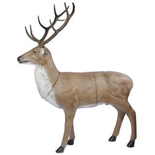 3D Tier Franzbogen Rothirsch