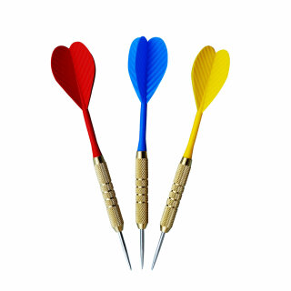 9er Set Harrows Fun Darts Steeldarts 15 g