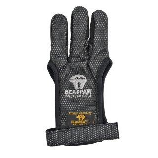 Schiesshandschuh Bearpaw Black Glove