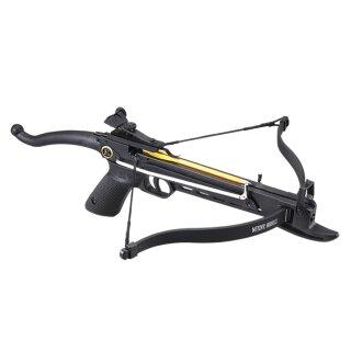Pistolenarmbrust Cobra 80 lbs / 175 fps schwarz