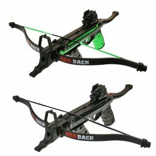 Pistolenarmbrust HORI-ZONE Redback 80 lbs / 235 fps