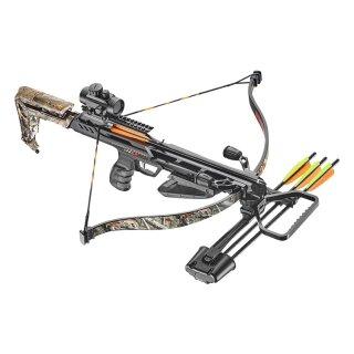 Recurve Armbrust JAG II Pro Set 175 lbs / 260  fps camo