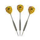 3er Set Steeldarts mit Metallspitze Spider 18 g