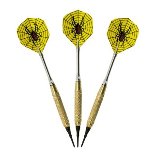 3er Set Softdarts Spider 17 g