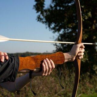 Trainerstunde für traditionelles Bogenschießen