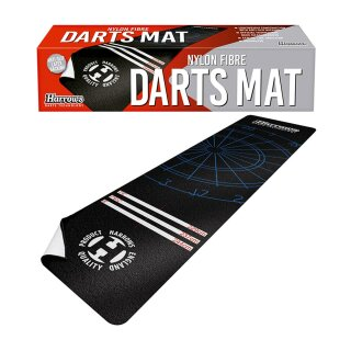 Dartmatte Harrows Nylon Fibre Darts Mat