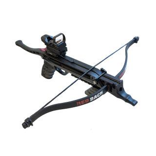 Pistolenarmbrust HORI-ZONE Redback Deluxe Set 80 lbs / 235 fps