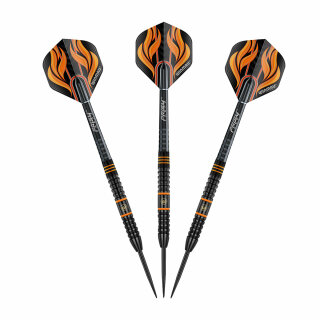 3er Set Steeldarts Winmau Scott Waites Onyx coating 25 g