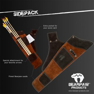 Seitenköcher Bearpaw Sidepack