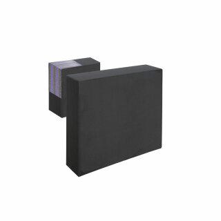 Zielscheibe extrastark Polifoam bis 80lbs - 80 x 80 x 25 cm