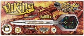 3er Set Steeldarts Shot Viking Hammer