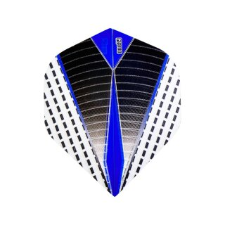 Dart Flights one80 Daze silver
