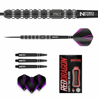 3er Set Steeldarts Red Dragon Rogue