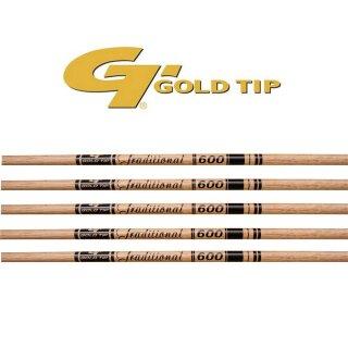 Gold Tip Traditional Carbonschaft