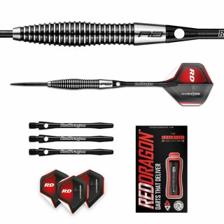 3er Set Steeldarts Red Dragon Lethal Magic