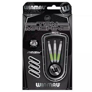 3er Set Steeldarts Winmau Ton Machine
