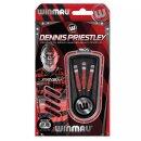 3er Set Steeldarts Winmau Dennis Priestley
