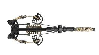 Compoundarmbrust HORI-ZONE Bedlam SET - 395fps / 215lbs