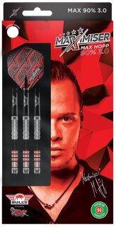 3er Set Softdarts Bulls Max Hopp 90% 3.0