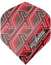 Dart Flight Bulls Powerflite P Max Hopp Red