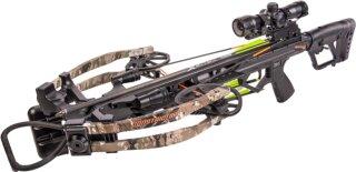 Compoundarmbrust Bear Archery Constrictor CDX SET - 410fps / 190lbs