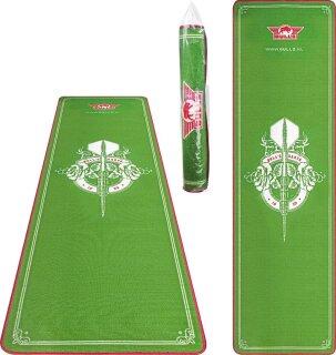 Dartmatte Bulls Carpet Mat Green 241 x 67cm