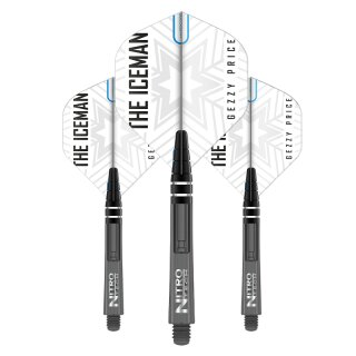 Flight & Shaft Combo Nr. 3  Gerwyn Price 18-teilig