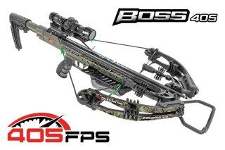 Compoundarmbrust Killer Instinct BOSS 405 fps / 220 lbs