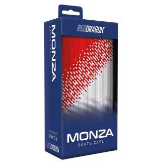 Dartcase Red Dragon Monza rot/weiß
