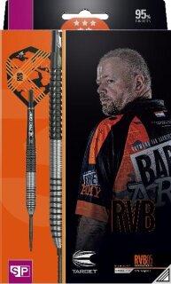 3er Set Steeldarts Target Raymond van Barneveld RVB Gen3 SP