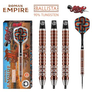 3er Set Steeldarts Shot Roman Empire Ballista