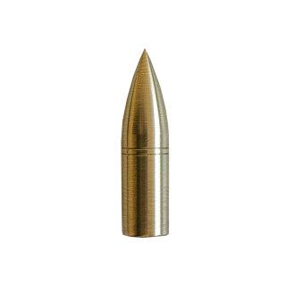 Messingspitze zum Kleben in Bullet Form