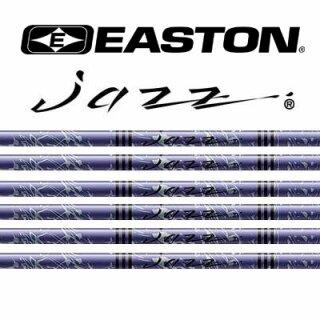 Wunschpfeil EASTON XX75 Jazz mit Naturfedern