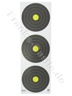 Papierauflage Field 3er Spot 66 cm x 22 cm
