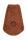 Endenschutz Traditional aus Leder für Bögen