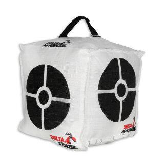 Delta McKenzie White Bag 33 x 33 x 33 cm