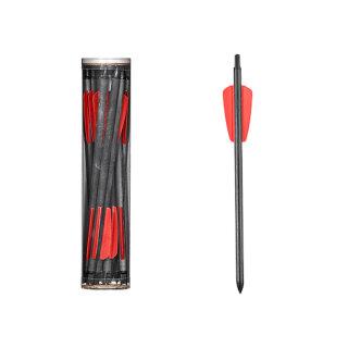 """10 x 7,5"""" Ek Archery Carbonbolzen"""