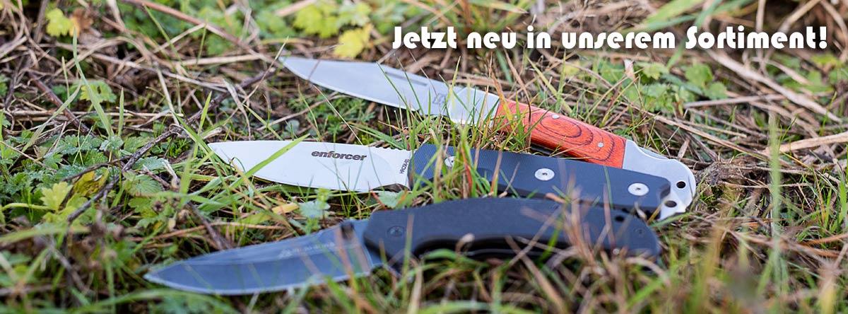 Messer - Jetzt neu in unserem Sortiment!