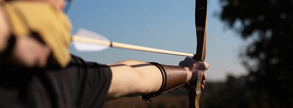 Schnupperkurs traditionelles Bogenschießen